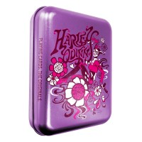 DC Super Heroes - Harley Quinn Deck & Tin Collector Box  Collector Box